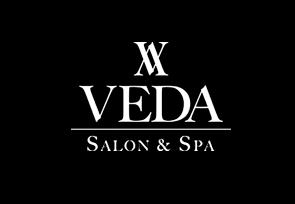 Veda Salon & Spa logo